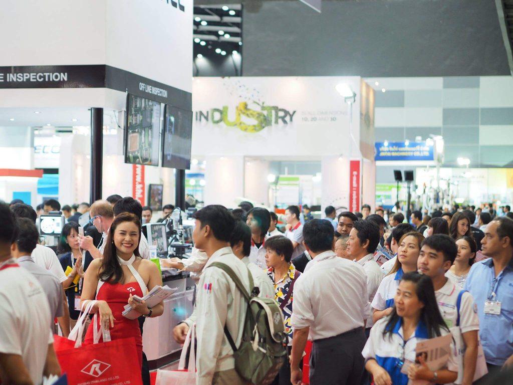 Manufacturing Expo Bangkok Bitec 2018
