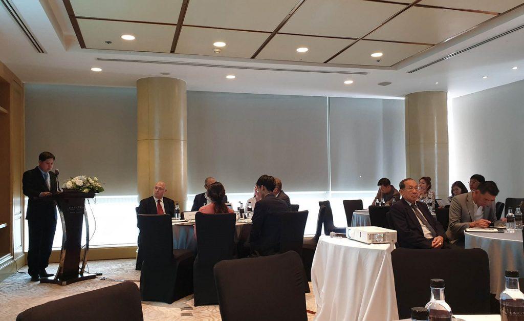 Armenian Thai Chamber ASSIST ASEAN