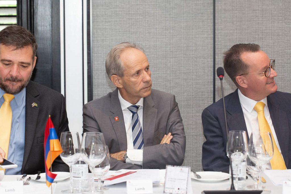 JFCCT Presidents Council Meeting